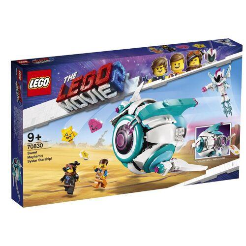 LEGO® Sweet Mischmaschs Systar Raumschiff