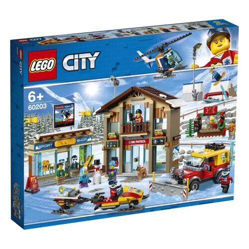 LEGO 60203 - Ski Resort