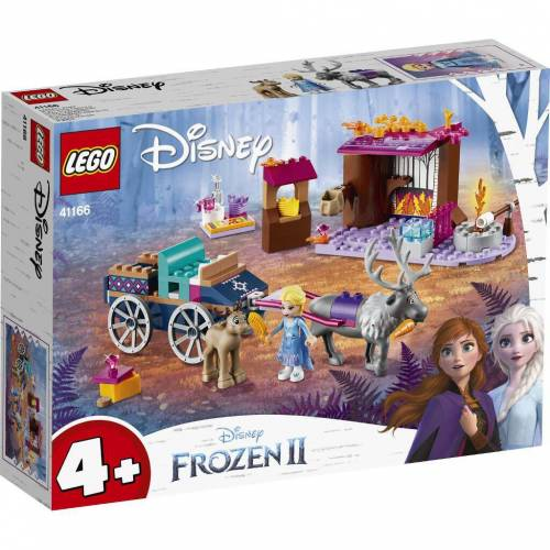 LEGO 41166 - Elsa und die Rentierkutsche