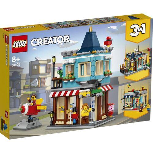 LEGO® Spielzeugladen im Stadthaus