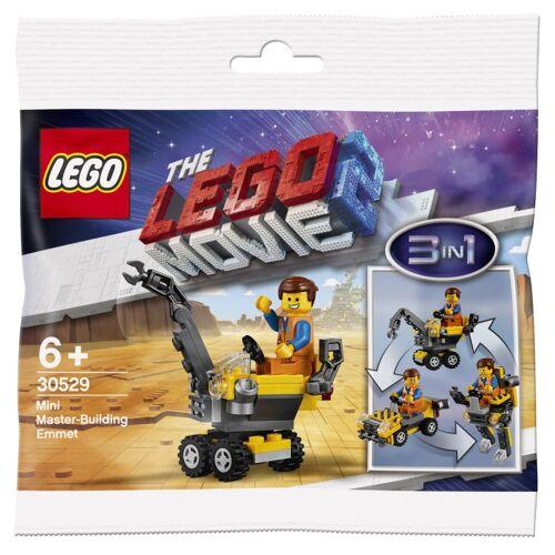 LEGO® Polybag LEGO - THE LEGO® MOVIE 2™ - 30529 - Mini-Baumeister-Emmet