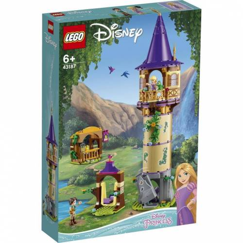 LEGO 43187 - Rapunzels Turm