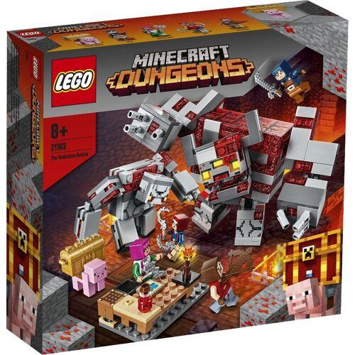 LEGO 21163 - Das Redstone-Kräftemessen