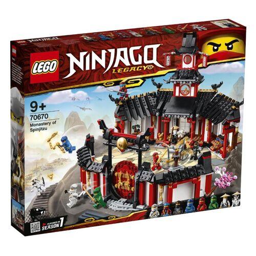 LEGO® Kloster des Spinjitzu