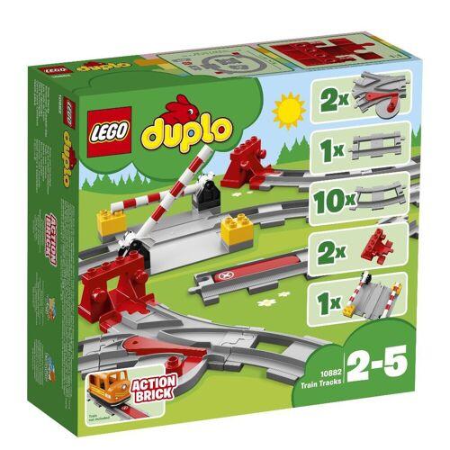LEGO 10882 - Eisenbahn Schienen
