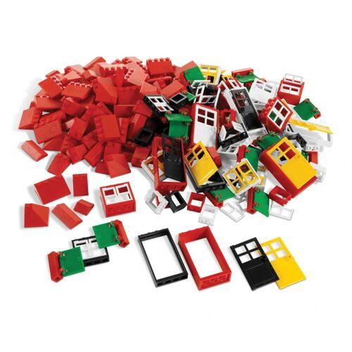 Lego 9386 - LEGO Türen, Fenster & Dachsteine - 9386
