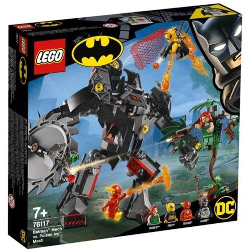 LEGO® Batman™ Mech vs. Poison Ivy™ Mech