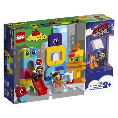 LEGO® Besucher vom LEGO® DUPLO®Planeten