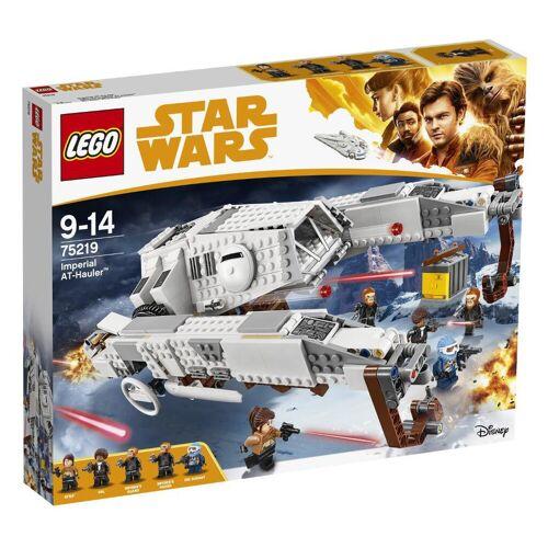 LEGO 75219 - Imperial AT-Hauler™ OVP beschädigt Wasserschaden!