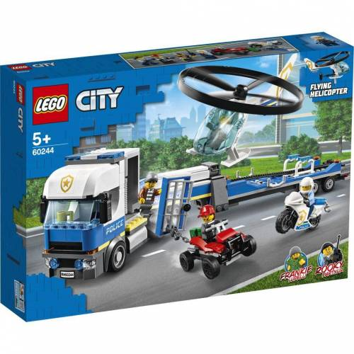 LEGO® Polizeihubschrauber-Transport