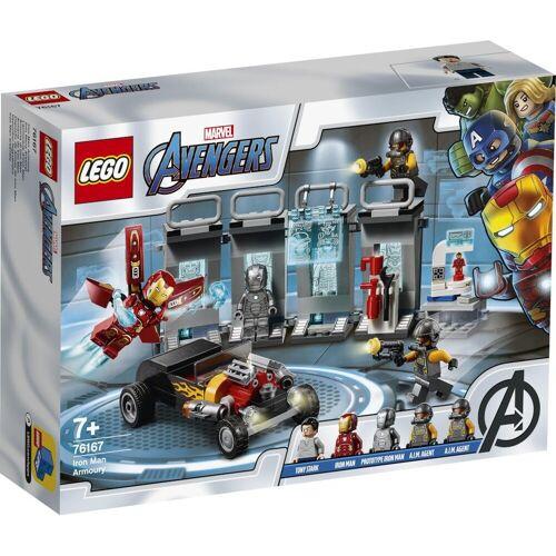 LEGO 76167 - Iron Mans Arsenal