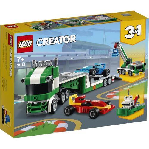 LEGO 31113 - Rennwagentransporter