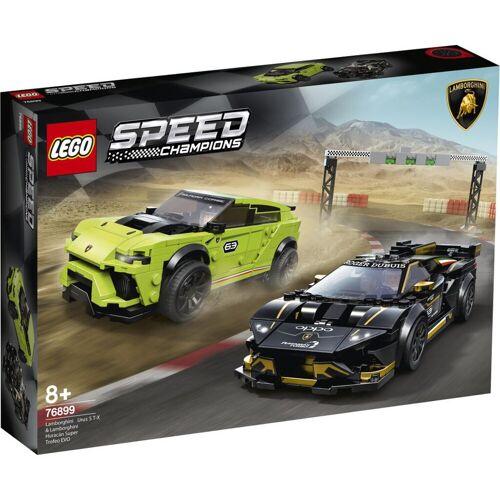 LEGO 76899 - Lamborghini Urus ST-X & Lamborghini Huracán Super Trofeo EVO