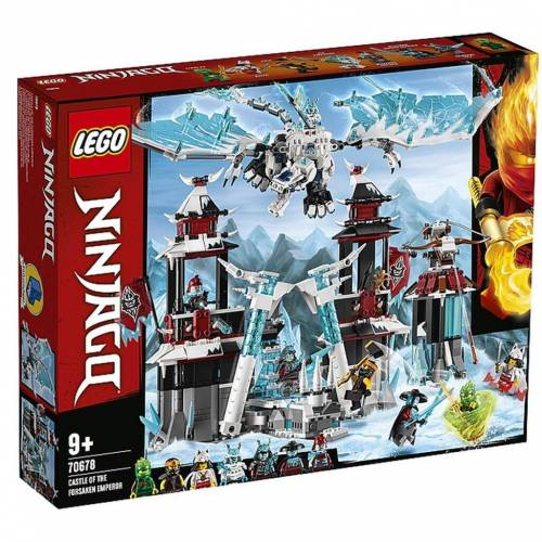 LEGO 70678 - Festung im ewigen Eis