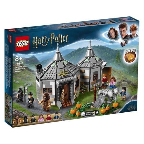 LEGO 75947 - Hagrids Hütte: Seidenschnabels Rettung
