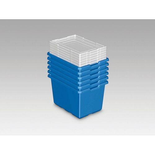 LEGO® LEGO Große Aufbewahrungsboxen (6er Set) - 9840 -