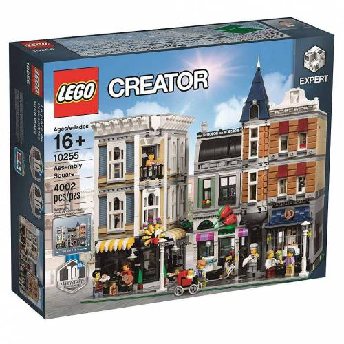 LEGO® LEGO Creator - 10255 - Stadtleben