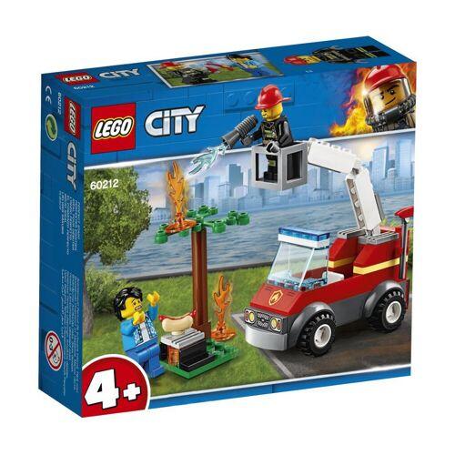 LEGO® Feuerwehr beim Grillfest