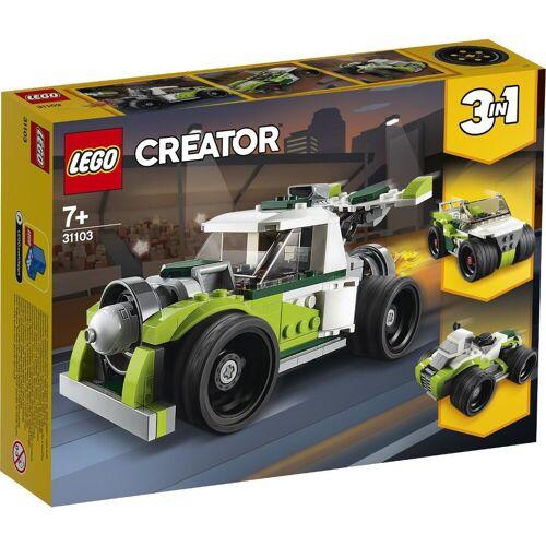 LEGO 31103 - Raketen-Truck
