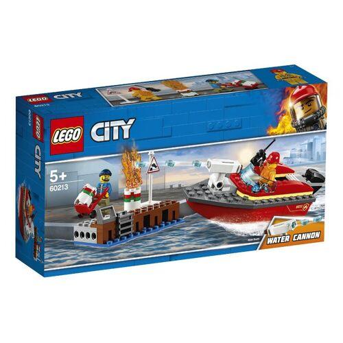 LEGO® Feuerwehr am Hafen