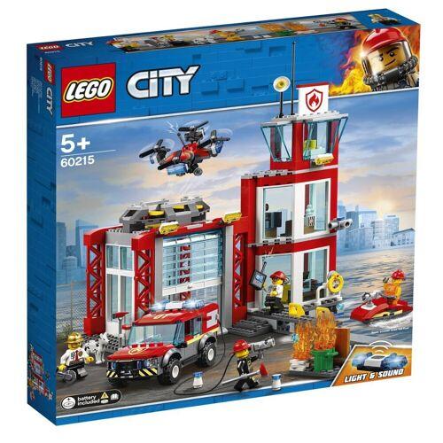 LEGO 60215 - Feuerwehr-Station