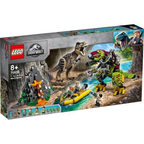 LEGO® T. Rex vs. Dino-Mech