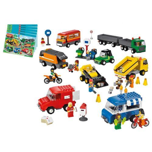 JAKOBS LEGO® Fahrzeuge Set - 9333
