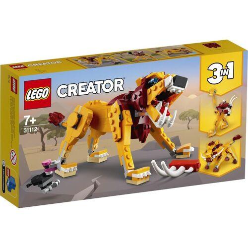 LEGO 31112 - Wilder Löwe