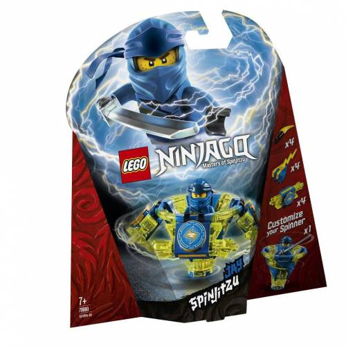 LEGO® Spinjitzu Jay