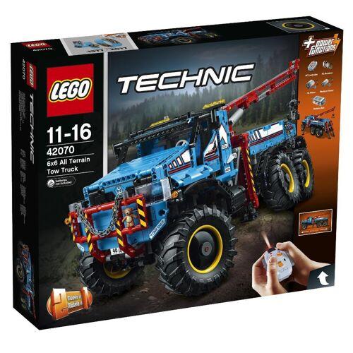 LEGO® Allrad-Abschleppwagen