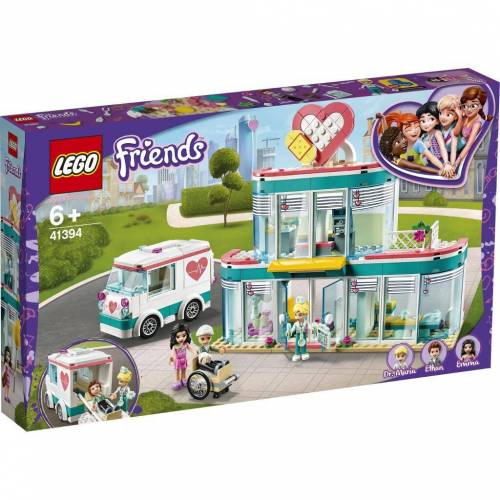 LEGO 41394 - Krankenhaus von Heartlake City
