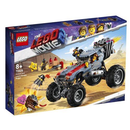LEGO 70829 - Emmets und Lucys Flucht-Buggy!