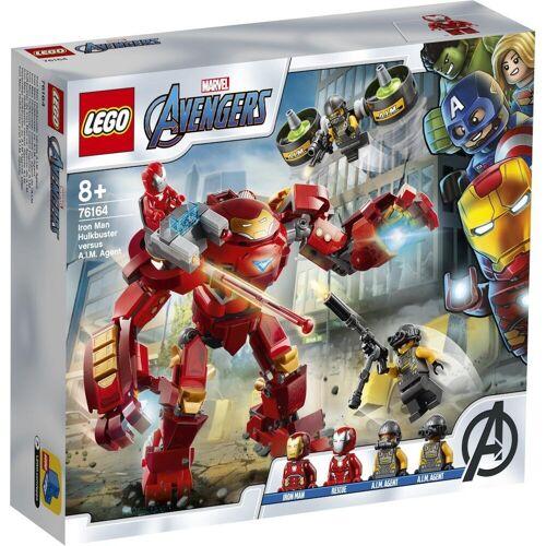 LEGO 76164 - Iron Man Hulkbuster vs. A.I.M.-Agent