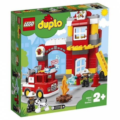 LEGO® Feuerwehrwache