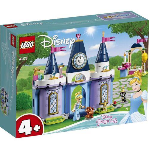 LEGO 43178 - Cinderellas Schlossfest