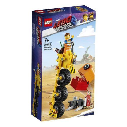 LEGO® Emmets Dreirad!