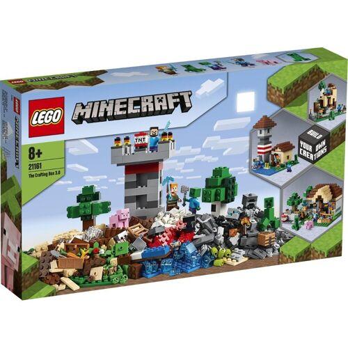 LEGO 21161 - Die Crafting-Box 3.0