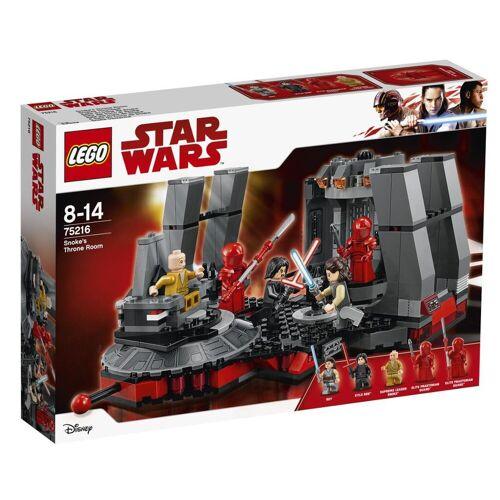 LEGO 75216 - Snokes Thronsaal