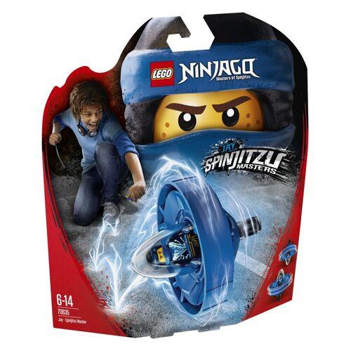 LEGO® Spinjitzu-Meister Jay