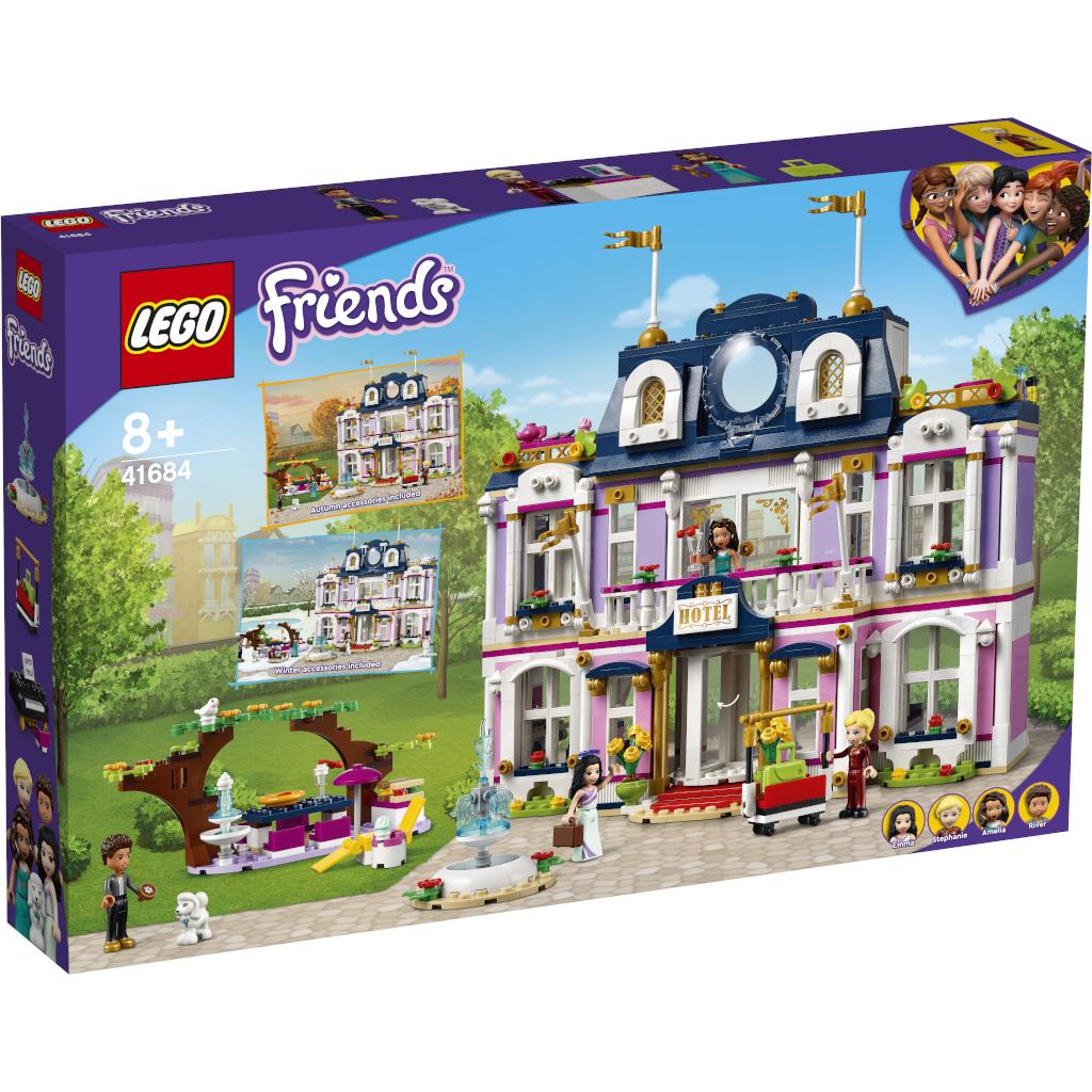 LEGO 41684 - Heartlake City Hotel