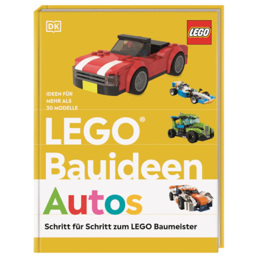 Dorling Kindersley 9783831042715 - LEGO Bauideen Autos