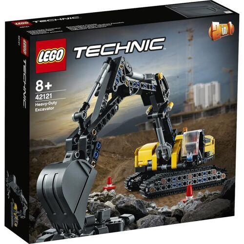 LEGO 42121 - Hydraulikbagger