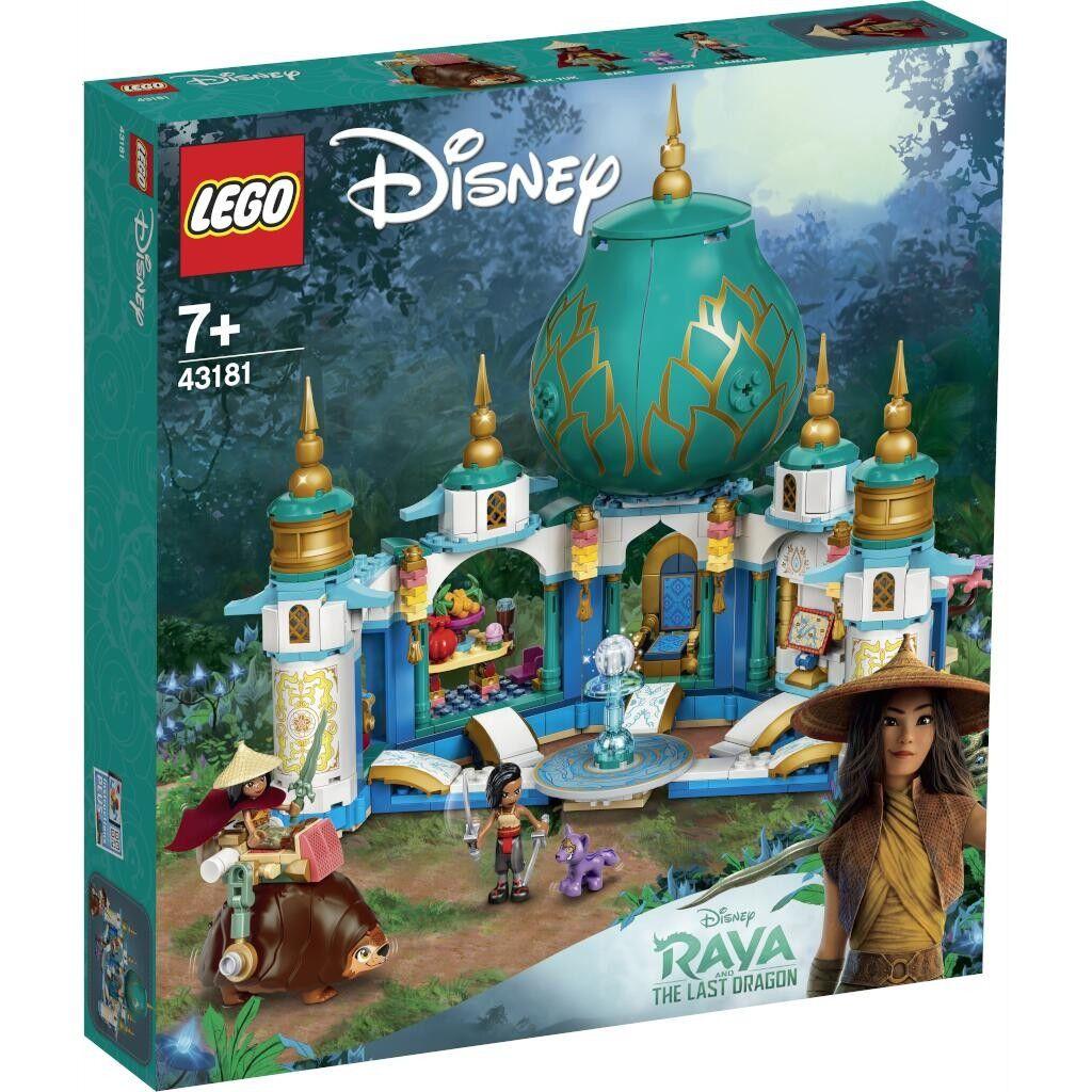 LEGO 43181 - Raya und der Herzpalast 43181