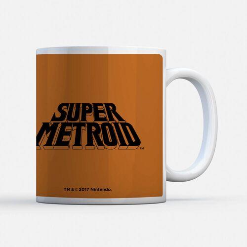 Nintendo Metroid Power Suit Tasse