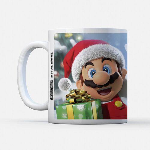 Nintendo Super Mario Claus Wave Tasse