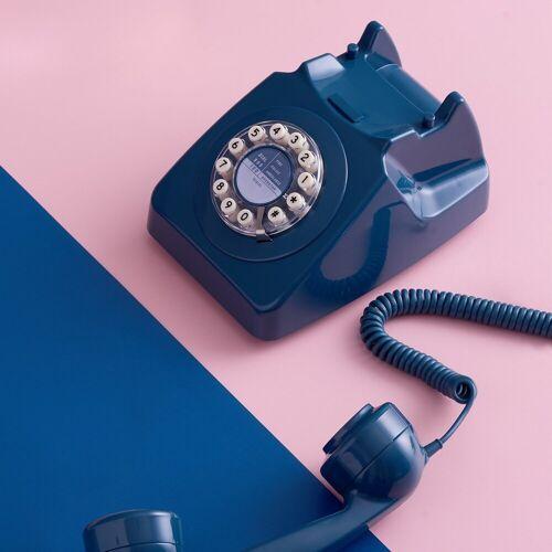 Wild and Wolf 746 Telefon – Biskaya-Blau