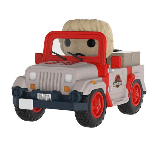 Pop! Vinyl Jurassic Park Jeep Pop! Vinyl Ride