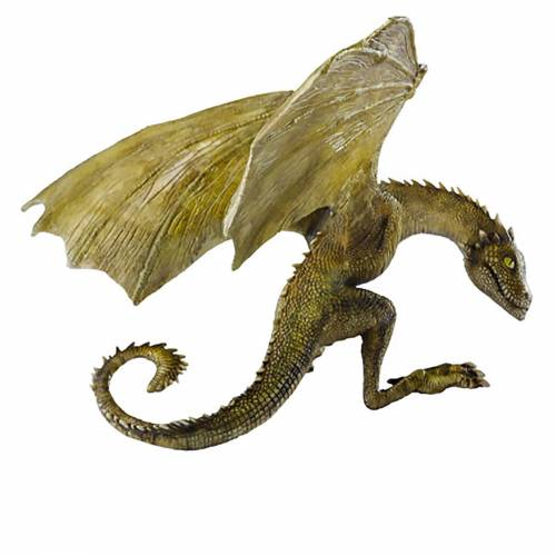 Noble Collection Skulptur Game of Thrones Rhaegal Baby Dragon