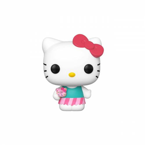 Pop! Vinyl Sanrio - Hello Kitty mit Süßigkeit Pop! Vinyl Figur