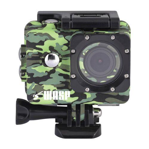 WASPcam ROX 9942 WI-FI 4K Sport Camcorder – Camo